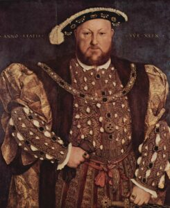 Henry VIII could've used a modern London Divorce Solicitor